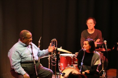 Masterclass Fred Wesley – 11.02.15 – EJMA